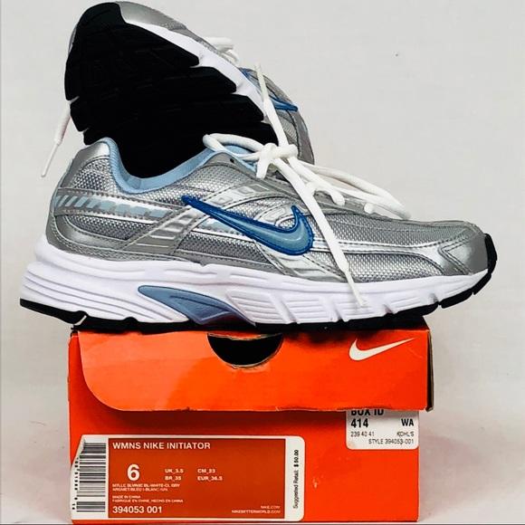 02634231140 Nike Initiator Athletic Running Shoes Women s 6
